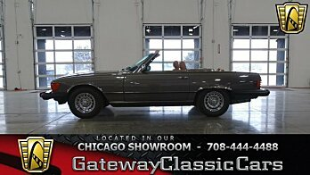 1985 Mercedes-Benz 380SL for sale 100965487